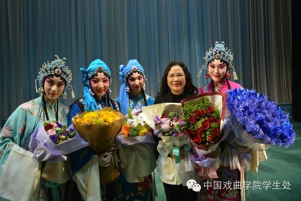 中国戏曲学院京剧系张莉莉老师——有大爱,方能育人